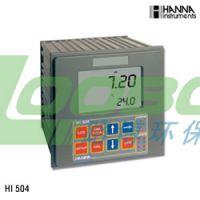 青岛路博HI 504系列 在线数字分析控制仪【pH/ORP】远程控制技术