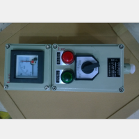 供应A2D2防爆操作柱、乾荣牌立柱式防爆按钮箱