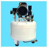上海劲豹无油空压机功率580w噪音30分贝气桶容量30L医用SLB30静音无油空压机
