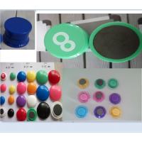 铁氧体白板磁吸 黑色磁铁白板磁扣磁钉 平面弧形塑料金属不锈钢冰箱贴磁粒磁铁 钕铁硼强力磁吸 磁铁扣