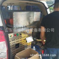 厂家直销五谷杂粮麻花机 暗仓汽油膨化机  玉米棍膨化机振德