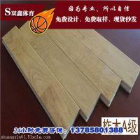 运动木地板铺设工艺精湛质量优越 双龙骨运动木地板