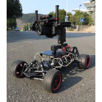 STVideo摄影车跟拍车 VR拍摄遥控摄影车 80km/h