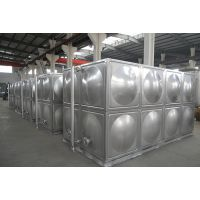 广东供应百汇净源牌不锈钢方形膨胀水箱