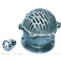304不锈钢法兰底阀10压力不锈钢水泵底阀DN50 2寸H42W-6P-10P底阀
