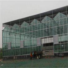 贵州文洛式玻璃温室,智能玻璃温室建设厂家