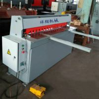 祥翔机械供应3*600/1300/1500/1600电动摆式剪板机 金属不锈钢剪板机 剪切机裁板机