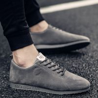 2018新款春季棉鞋男鞋子阿甘鞋韩版潮流男士休闲鞋百搭板鞋男潮鞋