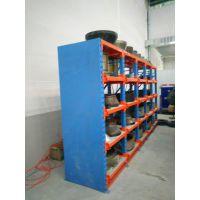 上海德国公司专用模具货架 抽屉式货架 机械存取 高承重模具架定制