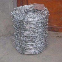 湘乡12*14号双股刺绳隔离网厂家批发-一诺牌热镀锌正拧、反拧、正反拧可选择