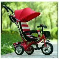 婴儿手推车婴儿推车的价钱儿童三轮车脚踏车博盛宝宝婴儿推车