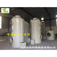 批量生产喷淋塔 无泵水幕 水帘柜 水过滤设备 废气净化设备