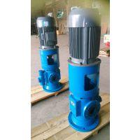 厂家直销 SNS1700-46 立式三螺杆泵 安徽永骏泵阀 三螺杆泵厂家