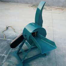 青贮秸杆揉丝机 干湿两用铡草揉丝机 圣鲁打浆机