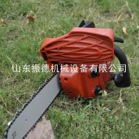 直销 汽油伐木机 振德牌 手持式汽油锯 园林质保机械