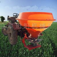 旭阳生产拖垃机后置撒肥机700kg化肥抛撒机底肥撒播机 加厚肥料桶