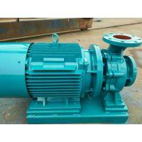 新玛泵业热销ISW50-32-125直连管道泵