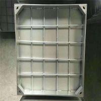 耀恒 定制各种不锈钢窨井盖加工 不锈钢方形井盖 方形隐形