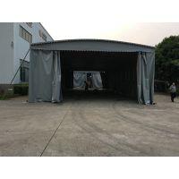 泰州姜堰市伸缩雨篷多少钱一平方 西安户外推拉蓬 移动式阻燃雨棚布