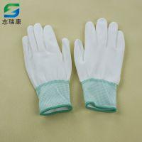 惠州尼龙涂掌手套生产厂商浸胶手套
