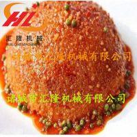 汇隆-5000 圆形锅巴成型机 圆形大米锅巴自动成型机 做农家锅巴机器 厂家直销