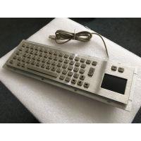 金属PC触摸板键盘LOD-283