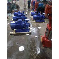 ISW65-315IA 46.5M3/H, 110M 30KW 卧式增压管道泵 山西晋城众度泵业