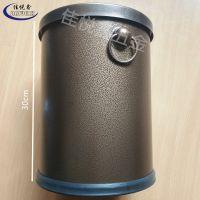 北京市大量低价批发茶渣过滤桶,咖啡色茶水桶,高档尊贵款