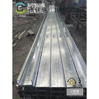 北京冷弯型钢生产加工 设备用c型钢 天津市诚智泰天津生产厂家