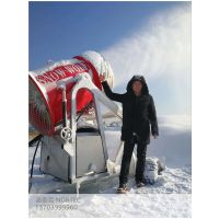 多功能造雪设备一键启动的全自动造雪机