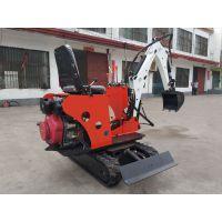 HONGXIANG履带式微型挖掘机大棚内专用
