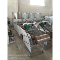 生产厂家直销仿手工豆腐皮机的生产视频不锈钢小型豆腐皮机生产流程