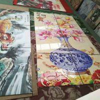 上海uv平板打印机 瓷砖背景墙打印机 瓷砖背景墙彩印设备