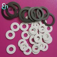 厂家批发定制透明软PVC垫圈 塑料绝缘垫片 尼龙圆形垫片 PVC螺丝垫片