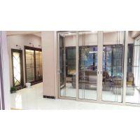 佛山厂家供应铝合金门窗 重型防风推拉门 降噪隔音