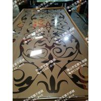 304装饰不锈钢板材 玫瑰金装饰板材 广州联众批发价格