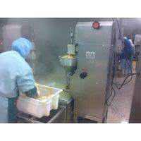 肉丸蒸煮流水线 包心丸子机