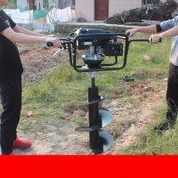 植树耐用打孔机 富兴批发挖坑机 加厚耐用刨坑机价格