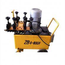 深圳中拓生产YBZ2-2/50张拉油泵建筑机械易操作控制