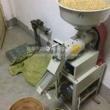 毕节皂角米碾米厂家 启航脱皮碾米机 水稻打米机哪里有卖