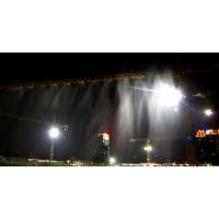 昆明csj工地塔吊喷淋雾化降尘系统