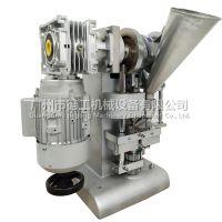 YP-1.5WB涡轮增压式变频调试单冲压片机 宠物药片制作设备