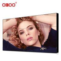 OBOO品牌厂家直营46寸无缝液晶拼接墙高清DID拼接墙LED原装屏进口