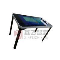 鑫飞智显 XF-GW55A 43寸智能餐桌智慧餐厅自助点餐系统液晶显示屏触摸餐桌无人餐厅