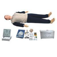 CPR急救训练模拟人护理练习假人心肺复苏模拟人体模型医学用模具