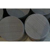 不锈钢圆形筛网 生产圆形筛网片 不锈钢网冲片厂家