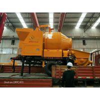 优质供应商 青岛青科重工 搅拌泵 混凝土搅拌拖泵