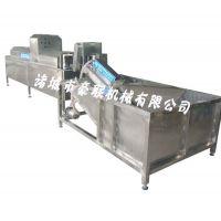 供应豪联牌蛋品清洗加工设备鹅蛋清洗蒸煮设备