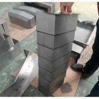 云南防锈 耐腐蚀机床导轨不锈钢防护挡板