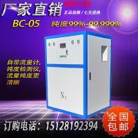 青海西宁净菜生鲜食品气调保鲜包装充氮气机设备 3立方